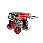 A-iPower 6500-Watt Gasoline Powered Portable Generator with Electric Start - SUA6500E