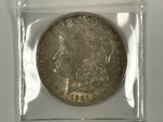 1921 Morgan Silver Dollar ...