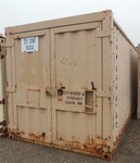 22' Steel Storage Container (SEE NOTE added 11-13)