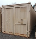 22' Steel Storage Container