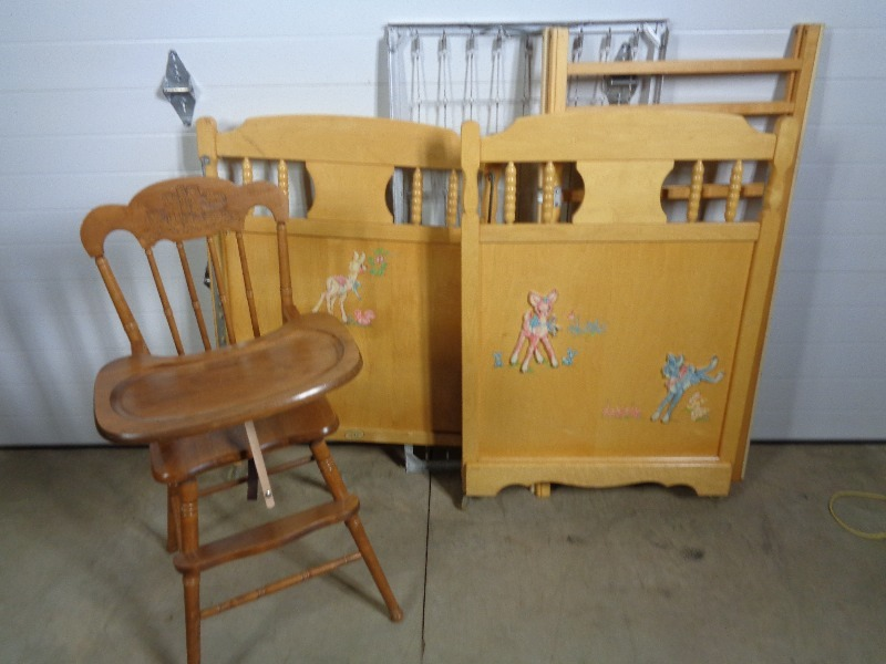 Wood High Chair Crib Parts New Corn Stove Jewelry