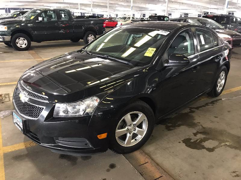2013 chevrolet cruze 1lt car truck suv auction 129. Black Bedroom Furniture Sets. Home Design Ideas
