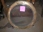 Crouse-Hinds Red Brass Antique Pool Porthole