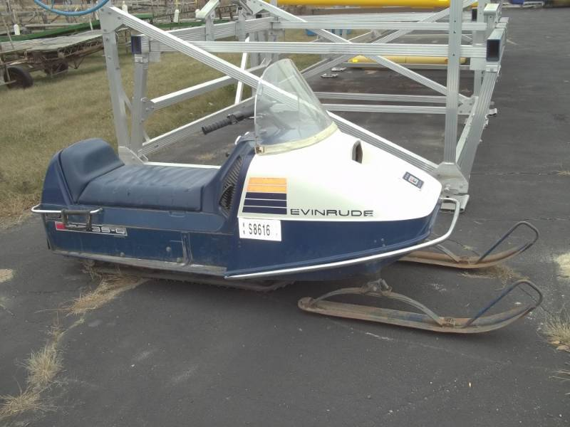Apologise, but, Vintage evinrude snowmobiles for sale