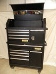 New 12 Drawer Rolling Toolbox Combo