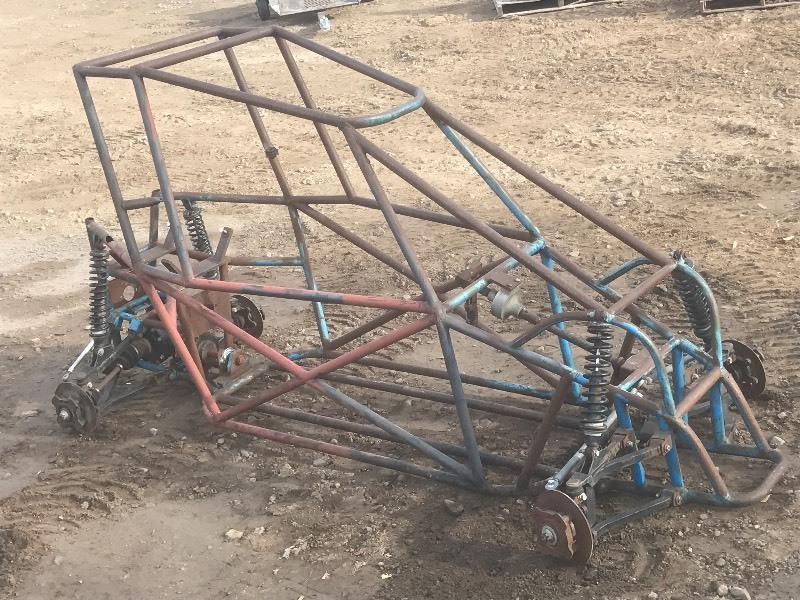 Dune Buggy Frame | Loretto Equipment #368 | K-BID