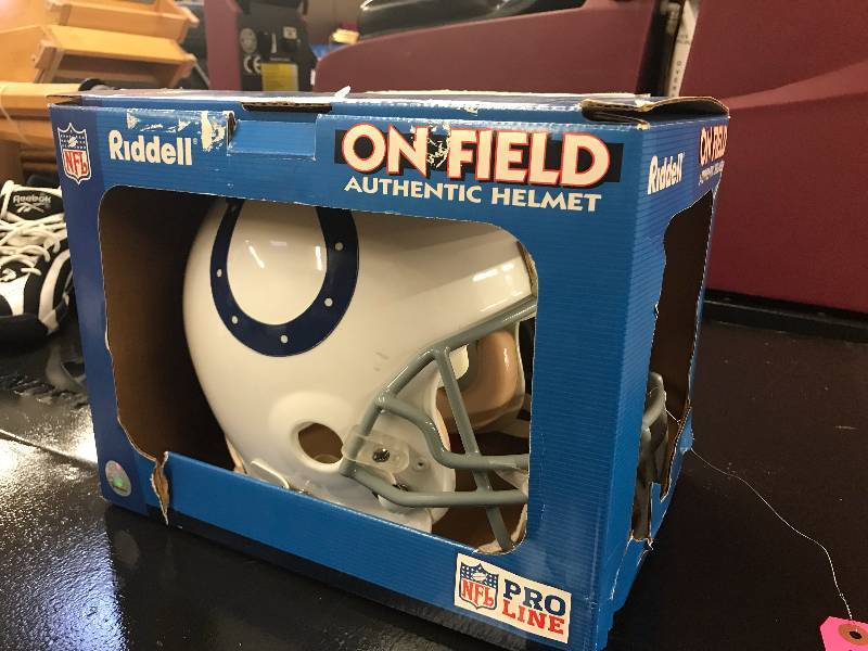 RIDDELL ON-FIELD HELMET