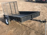 2017 Carry-On Utility Trailer
