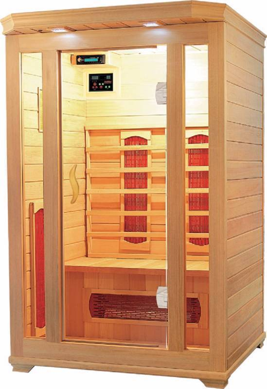 New - 2 Person Infrared Sauna