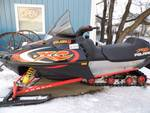 2002 Polaris XC600 Snowmobile