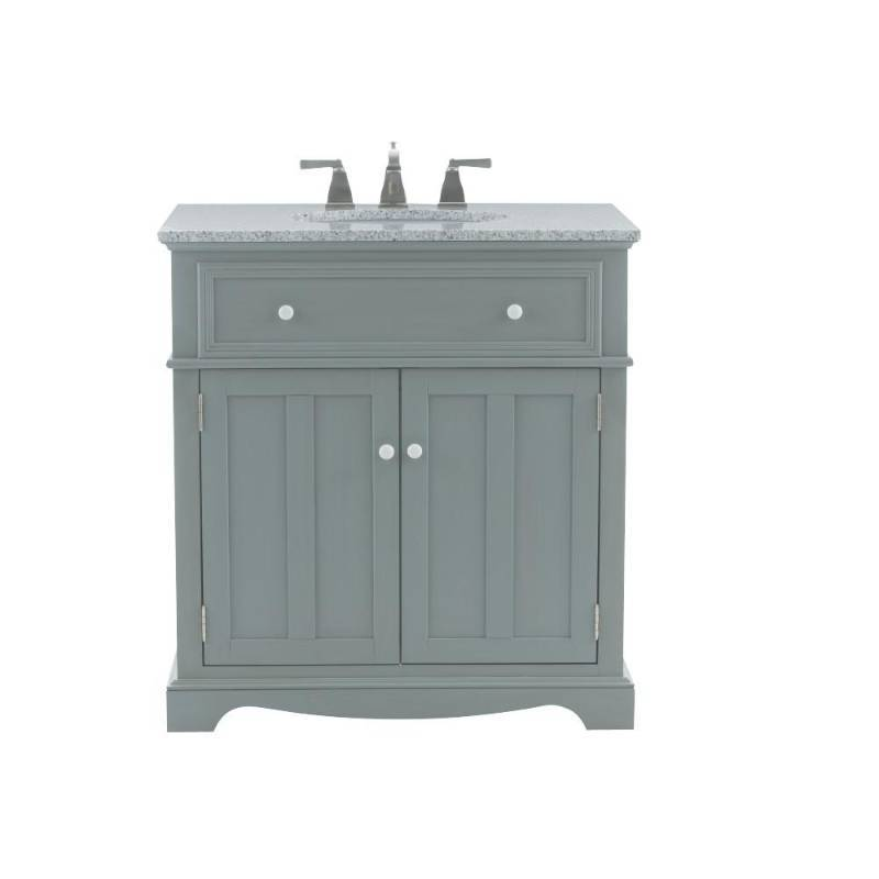 Home Decorators Collection Bf 25322 Fremont Single Vanity 34 H X 32 W X 22 D Open Box Never