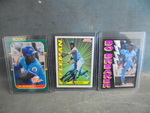 Autographed Bo Jackson Baseball Card, and More