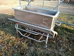 Stainless Steel COP Tank, 50x24x22,...