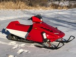 1989 Yamaha Exciter 570 Snowmobile
