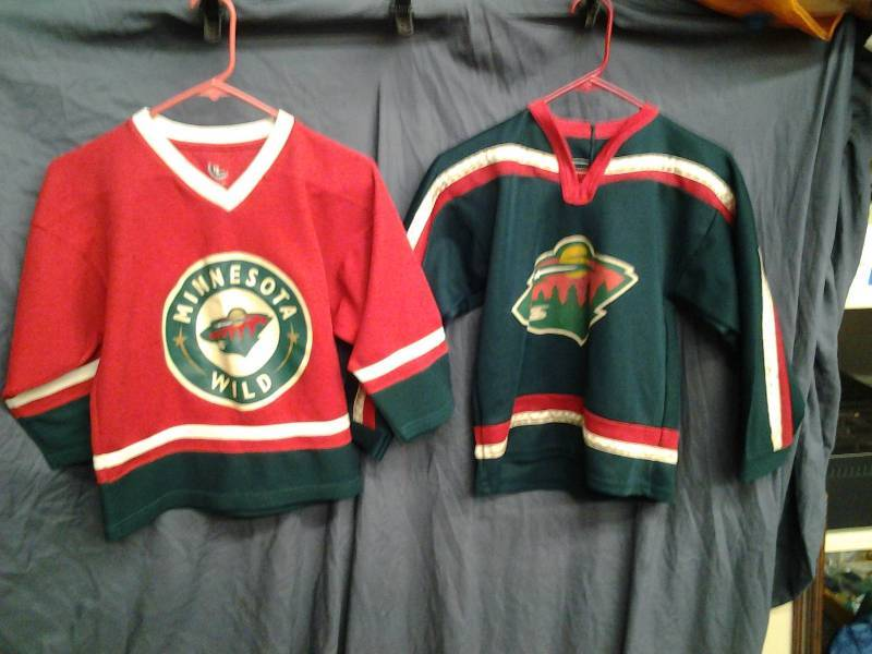 newest 58984 f6c41 2-Mn Wild Jerseys: | Sports Jerseys, Family Shoes ...