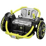 Power Wheels 12V Wild Thing Ride-On - Green