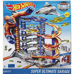 Mattel Hot Wheels Super Ultimate Garage Playset