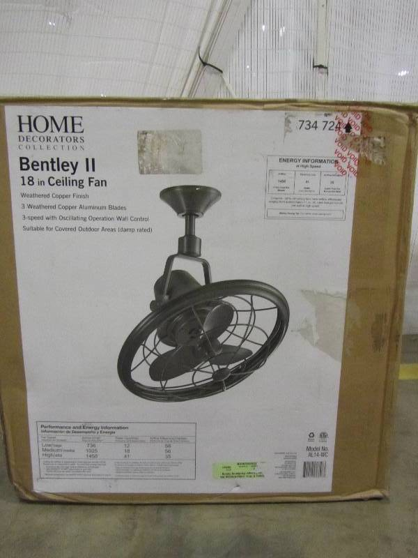 Home Decorators Collection Bentley Ii 18 In Indoor