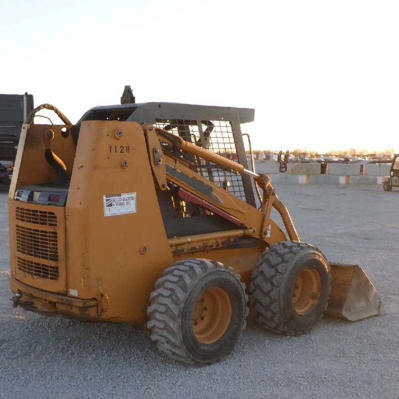 2003 Case 90 XT Bobcat Skid Loader Skid Steer | SW Metro