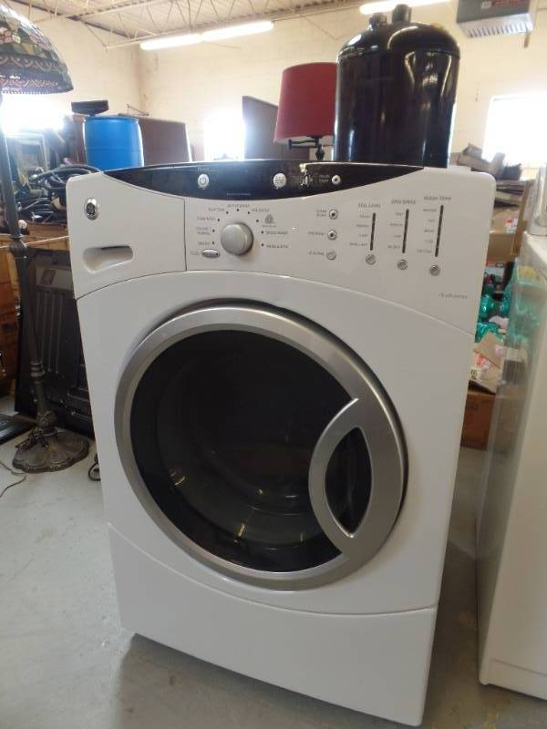 Ge Adora Front Load Washing Machine Kan Amp Consignments