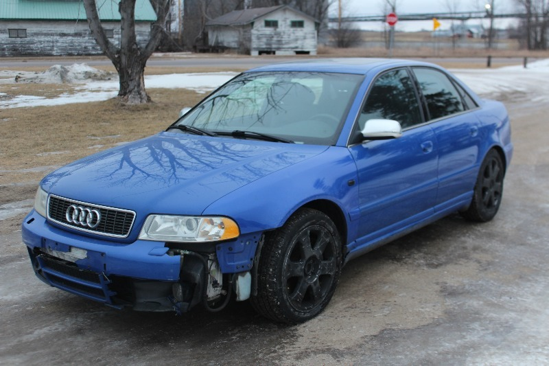 Audi S Quattro AWD Twin Turbo V MN Auto Auctions - 2002 audi s4