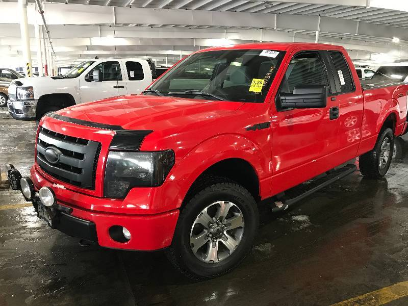 2012 ford f 150 stx 4x4 car truck suv auction 137 k bid. Black Bedroom Furniture Sets. Home Design Ideas