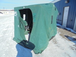 Glen Army Navy Portable Fish House