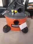 6 Gallon Ridgid Shop Vac