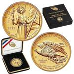 2015 American Liberty High Relief 1 oz .9999 Gold Proof 24kt