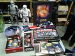 Lot Of Star Wars Collectibles