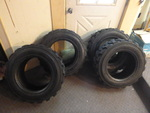 4 NEW Allied RBT Tires