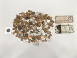 Large Lot of OLD etc. Canadian Coins etc.