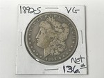 1892-S Morgan Silver Dollar ...