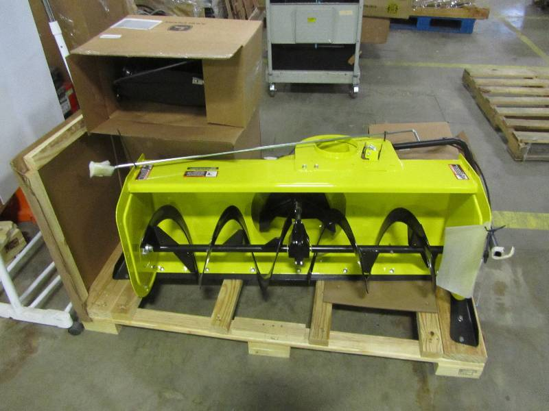 John Deere BM26888 44 in  Snow Blower Attachment for 100 Series