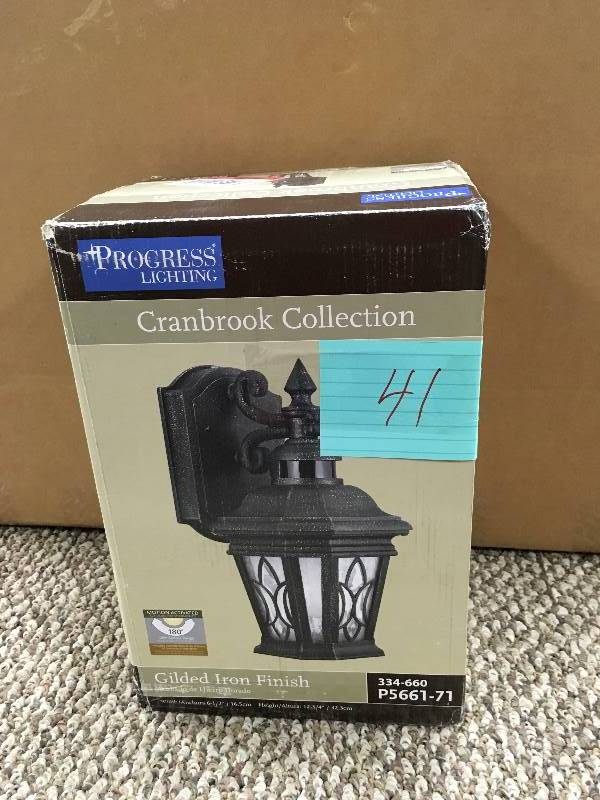 Progress Lighting Cranbrook Collection