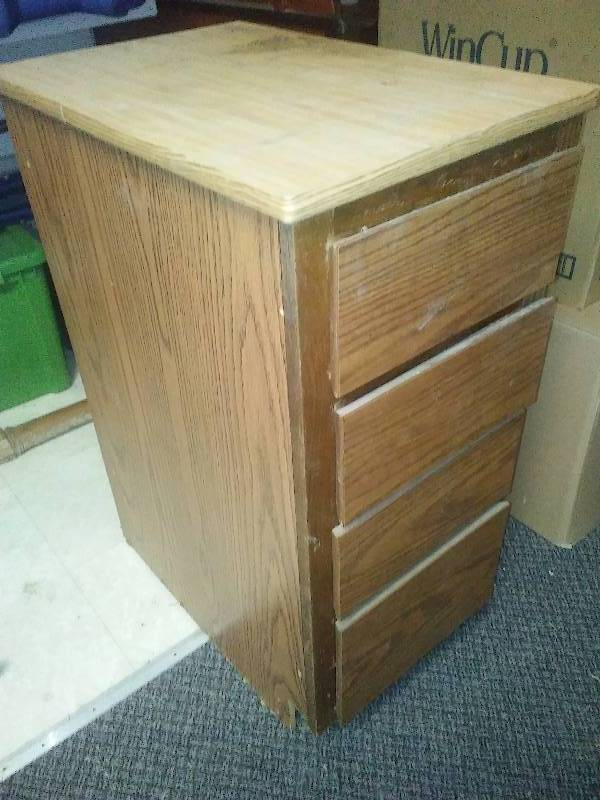 4 Drawer Base Cabinet | MPLS METRO 35 Pounds For $10.00!! Cheap EZ  Shipping! Antique, Vintage, New, UnderArmour, Nike, Breyer, NASCAR, Tonka,  Hilti, Wen, ...