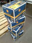 Four Cases of Shell Formula SAE 5W30 Motor Oil