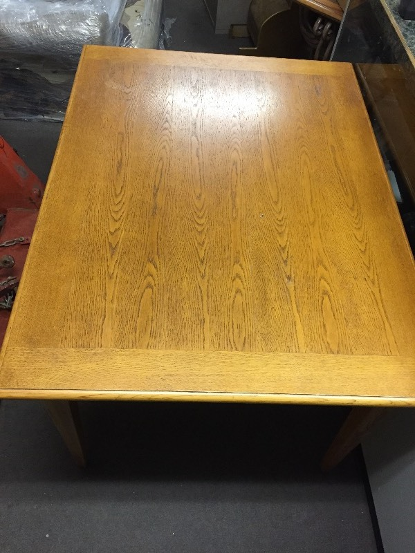 Wood Table Kitchen Dining Hamm S Beer Cooler Motors Bill