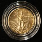 2009 US 1/10TH OZ $5 GOLD AMERICAN EAGLE IN AIRTITE