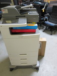 LEXMARK COLOR COPY MACHINE