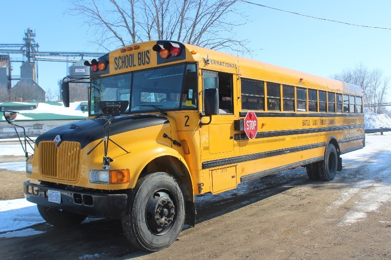 2001 International 3000ic School Bus 511 Mn Auto Auctions No