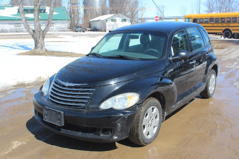 2006 chrysler pt cruiser touring edition 514 mn auto auctions no reserve sale k bid. Black Bedroom Furniture Sets. Home Design Ideas