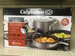 CALPHALON 13PC COOKWARE SET, MSRP $199.99