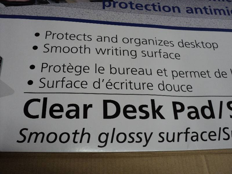 Clean Desk Pad 20x36 Commercial And Office Supplies