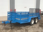 1996 RediHaul Equipment Trailer