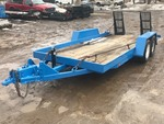 1992  Towmaster Equipment Trailer