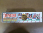 1991 Donruss Baseball Puzzle and Cards