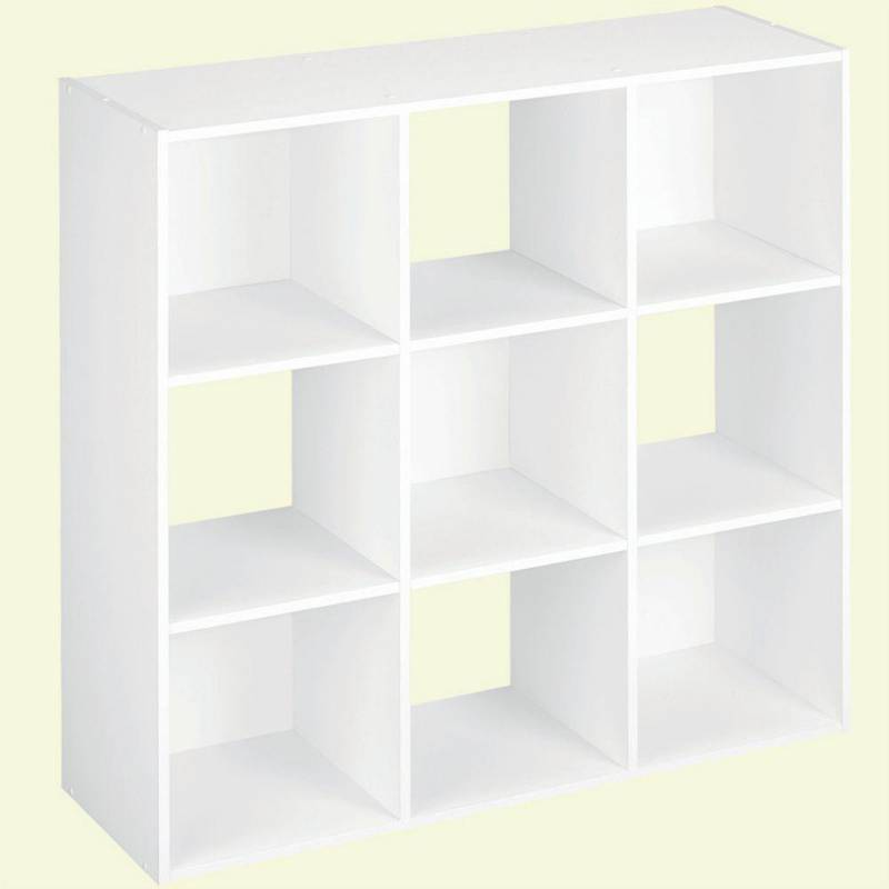 ClosetMaid 36 In. W X 36 In. H White Stackable 9 Cube Organizer | Flooring  Lots   General Merchandise   Home Goods   Sporting Goods   Tools  This U0026  That ...