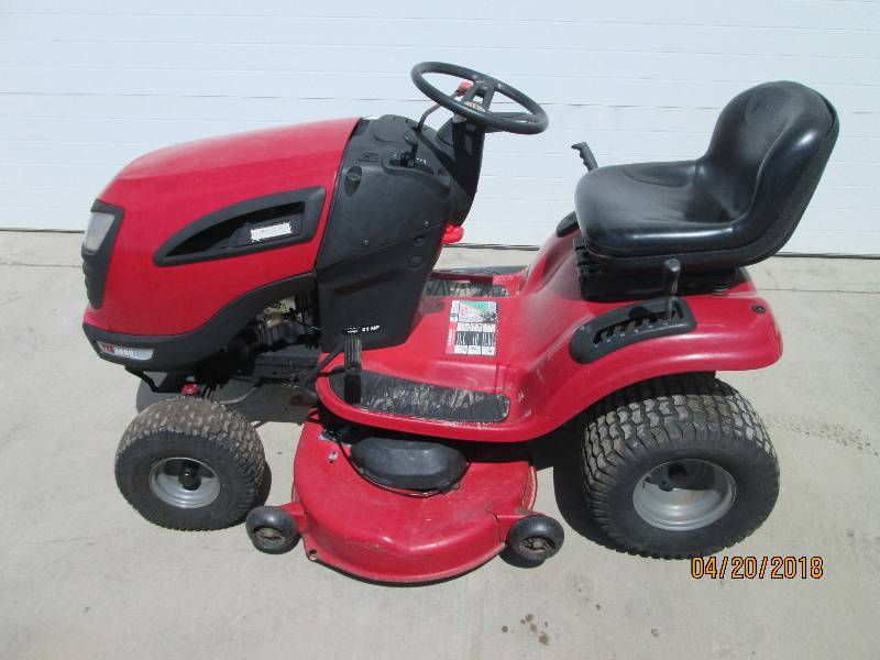 Craftsman YTS3000 Lawn Mower | April Lawn Equipment #2 | K-BID