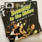 The Vandals ‎– Sweatin' to the Oldies: The Vandals Live Clear Black Splatter Vinyl ( LOT OF 5 )